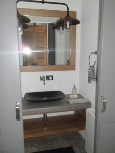 fine oak furniture Paros, Handmade Furniture, Type 1, Vanity, Facebook, Bathroom, Craftsman Furniture, Dressing Tables, Washroom