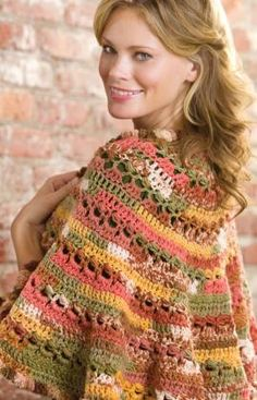 http://www.redheart.com/free-patterns/santa-fe-sunset-shawl    (free Pattern)