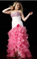 Classic Plus Size Short Sweetheart Silver Chiffon Dress