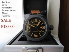 Tw Steel CS46 Brand New Authentic viber 09217325377 @todayswatchfashion,