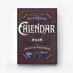 Pre-order 2018 Letterpress DELUXE EDITION