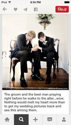 Shattuck Brothers Praying