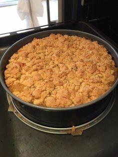 Variation Turboschneller Streusel - Apfelkuchen von CookieKate auf www.rezeptwelt.de, der Thermomix ® Community