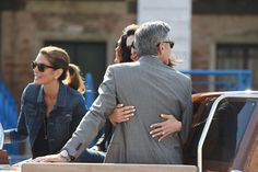 Radar Online | See The Latest Pics From George Clooney & Amal Alamuddin's Nuptials