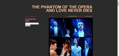 The Phantom of the Opera and Love never dies