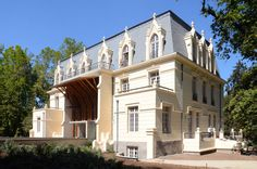 Palacio Las Majadas de Pirque, Chile - Teodoro Fernández Arquitectos - © Felipe Lavín