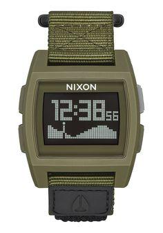 Base Tide Nylon | Men's Watches | Nixon Watches and Premium Accessories