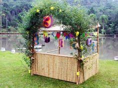 barraca do beijo festa junina - Pesquisa Google
