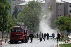 Pánico en Turquía por ataque con coche bomba -...