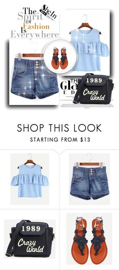 """""""Shein contest"""" by newoutfit ❤ liked on Polyvore"""