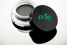 EVXO Jet Black Gel Liner Makeup 75 Organic Vegan Cruelty Free Gluten Free *** You can get more details by clicking on the image.