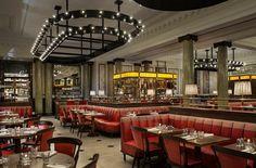 Holborn Dining Room (London) / London Restaurant / Martin Brudnizki Design Studio