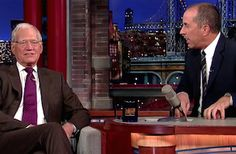 David Letterman and Jerry  Seinfeld want their blurbs removed from Cosby Biography.