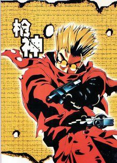 Anime: Trigun
