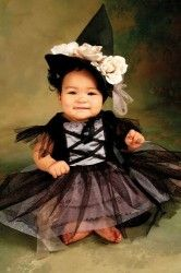Lace Witch Toddler Costume