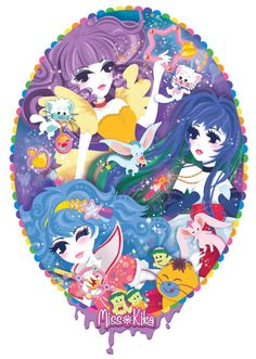 Miss Kika for 'Magical Girls'