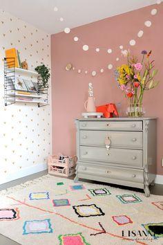 Baby Bedroom, Baby Room Decor, Nursery Room, Girls Bedroom, Big Girl Bedrooms, Little Girl Rooms, Toddler Rooms, Kids Room Design, Room Interior