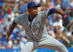 Edison Volquez starting pitcher against the Chicago Cubs
