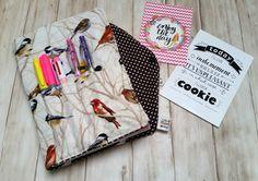 Miss Pixie's Blog: Tutorial + free pattern: naai een organizer op maat / sew an organizer