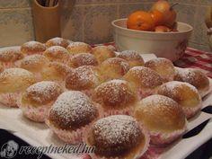 Kipróbált Nutellás muffin fánkok recept egyenesen a Receptneked.hu gyűjteményéből. Küldte: macilány
