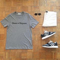 WEBSTA @ oliviergosseau - Birthday outfit  #gosharubchinskiy…