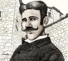 Illustrazione tratta dal diario di Yakov, un blog di fantascienza contadina del 1964 - 12° Giorno - Nikola