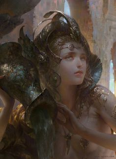 Aquarius by hgj - Guangjian Huang - CGHUB via PinCG.com
