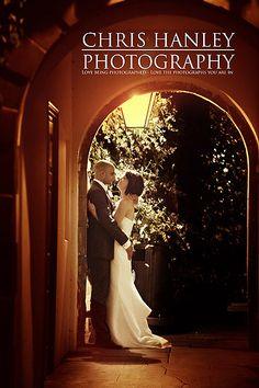 Archway, sunshine, love and romance