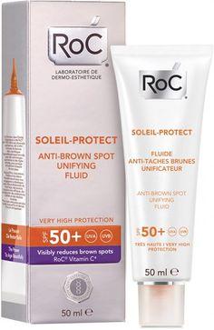 Roc Soleil Protect Anti-Brown Güneş Kouyuculu Likit Yüz Nemlendiricisi kullananlar bilirler, en ucuz https://vivago.com.tr/roc-soleil-protect-kahverengi-leke-karsiti-gunes-kremi-spf50-50-ml linkimizde...