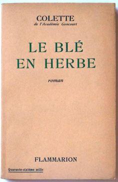 Le blé en herbe - L'un de ces livres que vous n'oubliez pas - www.christineleang.com