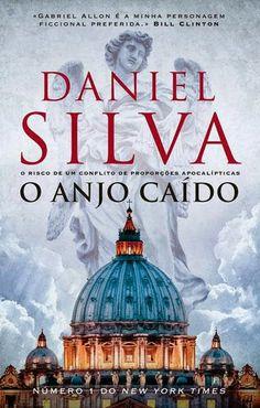 """Crónicas de uma Leitora: """"O Anjo Caído"""" de Daniel Silva - Opinião"""