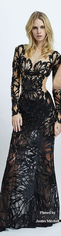 Zuhair Murad Collection Spring 2015 Ready-to-Wear