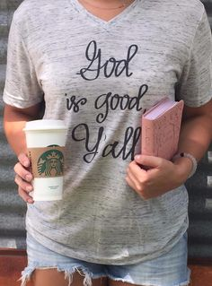 God is Good Y'all - Short Sleeve