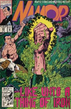 Namor Comic Issue 23 The Sub-Mariner Modern Age First Print 1992 Byrne Wiacek Comic Book Pages, Comic Book Artists, Comic Book Covers, Comic Books Art, Comic Art, Tales To Astonish, Sub Mariner, John Byrne, The Uncanny