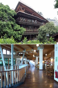 the 25 Most Beautiful Public Libraries in the World--Taipei Public Library, Beitou Branch #Taiwan