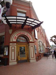Old Spaghetti Factory&Restaurant in San Diego #California #USA