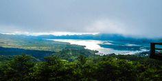 Vulkankratersee auf Bali
