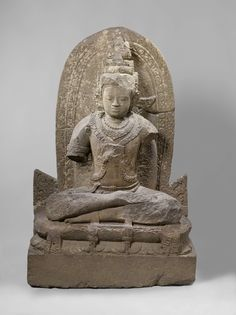Anonymous | The bodhisattva Manjushri, Anonymous, c. 800 - c. 900 |
