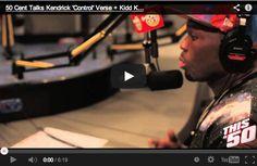 Funkmaster Flex Interviews 50 Cent