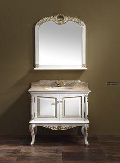 Retro koupelnový nábytek, koupelnový nábytek retro