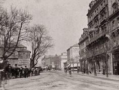 The Grand Hotel on London Road near The Pantiles c1910.