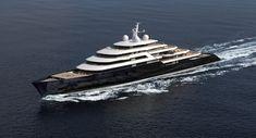 New 165 metre superyacht concept by Nauta Design - New Designs - SuperyachtTimes.com