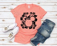 Animal Kingdom Friends-Disney Vacation-Vinyl : Excited to share this item from my shop: Animal Kingdom Friends-Disney Vacation-Vinyl Disney World Outfits, Disney World Shirts, Disney Tees, Disney Shirts For Family, Disney Family, Disney Fashion, Walt Disney, Couple Shirts, Punk Fashion