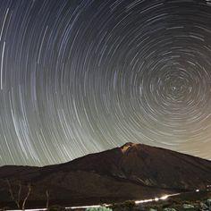 Teide Tour by night