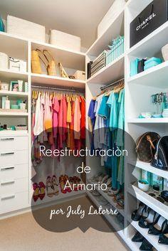 Reestructuremos el armario #armario #basicosdearmario #guardarropas #asersoradeimagen