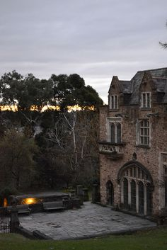 Montsalvat - so beautiful, an artist colony in Eltham, Vic: I was lucky enough to grow up around the corner.