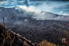 Etna, Catania, Sicily, Italy. To climb the mountain go there from April to November.
