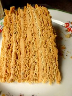 Ruski miodownik Sweet Recipes, Cake Recipes, Opera Cake, Always Hungry, Food Cakes, Delicious Desserts, Favorite Recipes, Sweets, Baking