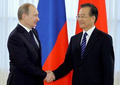 11/24/2010 - China and Russia have decided to renounce the US dollar and resort to using their own currencies for bilateral trade, Premier Wen Jiabao and his Russian counterpart Vladimir Putin announced late on Tuesday.