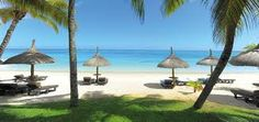 Trou Aux Biches Beachcomber Golf Resort & Spa is nestled on the north-western coast of Mauritius. Mauritius Hotels, Mauritius Honeymoon, Mauritius Island, Honeymoon Destinations, Beach Resorts, Hotels And Resorts, Mauritius Wedding, Houses, Resorts